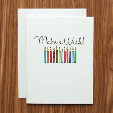 make a wish birthday card birthdays white envelopes and cards