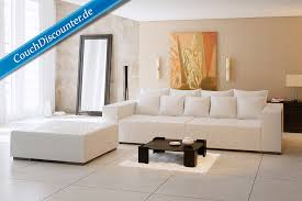 sofa weiãÿ leder big sofa weiß
