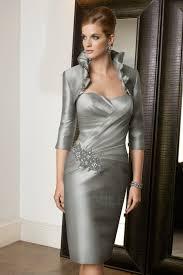 robe maman mariã e robe mère de mariée avec perle avec fourreau plissé chic mariage