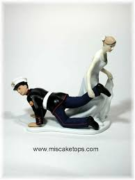 marine cake topper exles of personalized cake tops