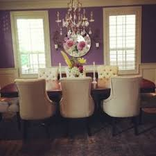 My Eggplant Purple Dining Room I Chose This Color On A Whim And - Purple dining room