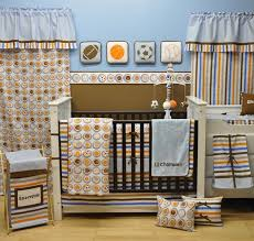 Golf Crib Bedding Crib Bedding Offers Choices For Soft Goods The Giggle Guide