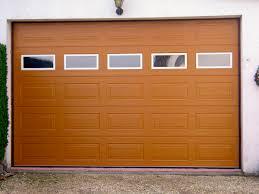 puertas de cocheras automaticas nuevas gamas de puertas de garaje seccionales