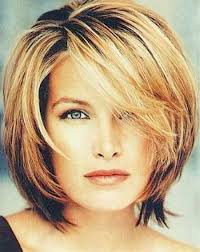 photo short length haircuts for women beautiful medium length