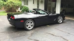 c5 corvette black chevrolet corvette c5 1998 convertible in black