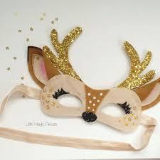 Deer Antlers Halloween Costume Resin Antlers Costume Deer Fairy Faun Horns Costureroreal