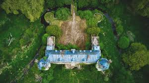 who will rescue the ruins of this french fairytale chateau