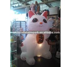 giant inflatable lucky cat giant inflatable lucky cat suppliers
