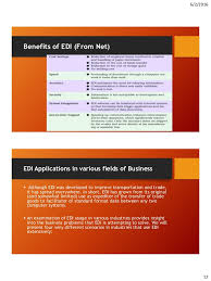 electronic data interchange edi e commerce