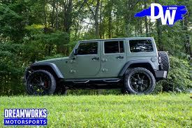 wrangler jeep green jeep wrangler 1 u2014 dreamworks motorsports