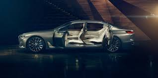 bmw future luxury concept bmw vision future luxury concept smart displays for all slashgear