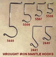 wrought iron hardware