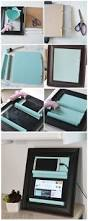 Homemade Phone Stand by Make A Counter Top Phone Charging Station U0026 Tablet Holder From A