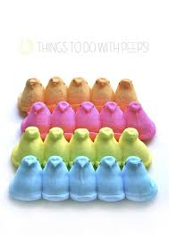 Easter Cake Decorating Ideas With Peeps by 13 Things To Do With Peeps