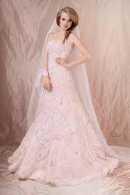 blush wedding dress naf dresses