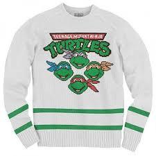 mutant turtles sweater things