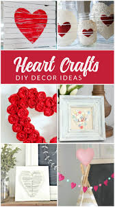 heart decorations 19 diy heart decorations make gorgeous decorations