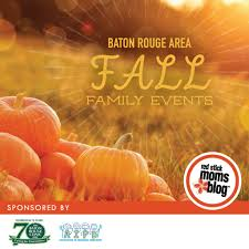 baton rouge area fall family event guide 2017