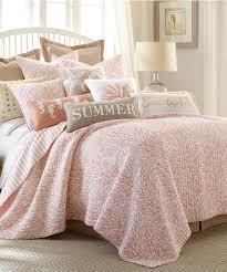 Zulily Home Decor by Levtex Home Pink Marine Spread Quilt Set Zulily