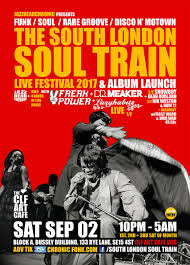 ra the south london soul train bussey building 10 year