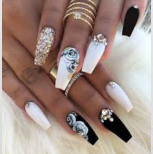 best 20 coffin nails ideas on pinterest acrylic nails coffin