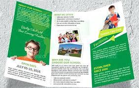 play school brochure templates school phlet design 9 school brochure design pdf free