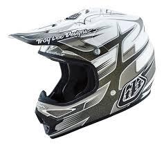 lazer motocross helmets amazon com troy lee designs air starbreak helmet matte white x