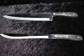 vintage kitchen knives vintage kitchen delight stainless steel knives ebay