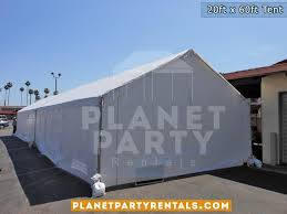party rentals san fernando valley 20ft x 60ft tent rental