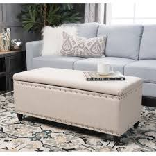 breanna floral fabric storage ottoman by christopher knight home tatiana studded fabric storage ottoman bench by christopher knight