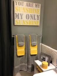 grey bathroom decorating ideas yellow and grey bathroom towels chevron ideas gray bathrooms