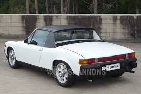 porsche 914 wheels sold porsche 914 u0027targa u0027 coupe rhd auctions lot 19 shannons