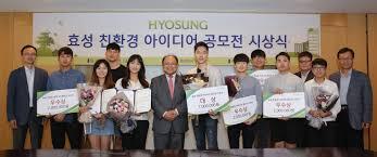 hyosung group chairman cho hyun joon emphasizes importance of