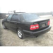 1999 Volvo S70 Interior 1998 Volvo S70 Parts Black With Black Interior 4 Cylinder