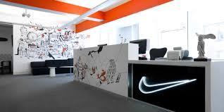 siege nike redesign of uk headquarters rosie