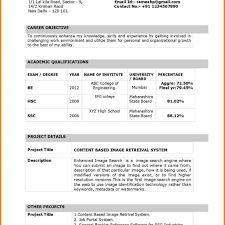 free sle resume in word format unusualndian resume format downloadn ms word pdf sles