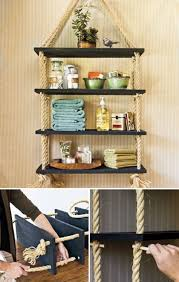 build a custom shelving unit with and wood amazing nautical u2026