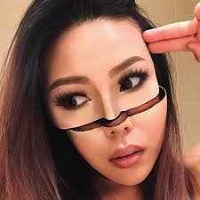 makeup artist makeup artist mimi choi creates mind blowing optical illusions on