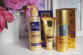 Serum Safi Rania Gold journey with safi rania sabrina tajudin malaysia
