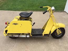 cushman 1955 cushman allstate 1955 cushman allstate 811 30 scooter