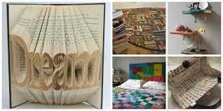 one item wednesday repurposed books designed decor
