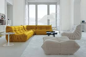 Most Comfortable Sofa Bed In The World Ligne Roset Togo Sectional In Yellow Wow We Have This Sofa In
