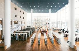 Stuttgart City Library 100 Majestic Libraries Every Book Lover Should See Iris Reading