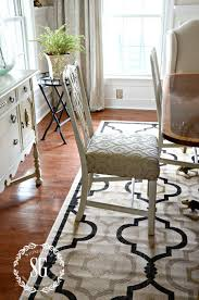Dining Room Carpet Protector 5 rules for choosing the perfect dining room rug stonegable