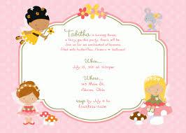 fairy birthday invitations marialonghi com