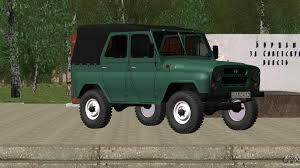 uaz jeep uaz 469 for gta san andreas
