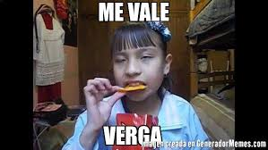 Memes De Me Vale - 23ncyv