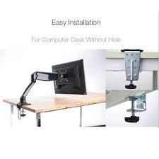 Motion Desk Loctek Desk Monitor Mount Gas Spring Control D5 Loctek