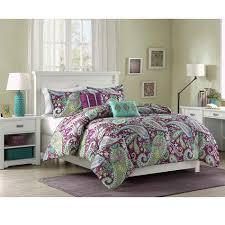 Paisley Comforters Studio A Marlo Paisley Comforter Set With 2 Decorative Pillows