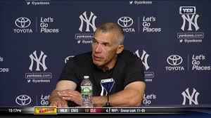 joe girardi impressed with aaron hicks two homer game youtube
